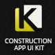 Kroos - Mobile UI Kit