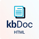 kbdoc - Documentation And Knowledge Base HTML5 Template with Helpdesk Forum