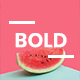 Bold – Business Google Slides Template