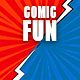 Funny Cartoon Comedy Logo