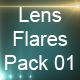 Lens Flares Pack 01 - GraphicRiver Item for Sale
