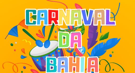 Carnival in Bahia
