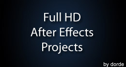 * After Effects Templates