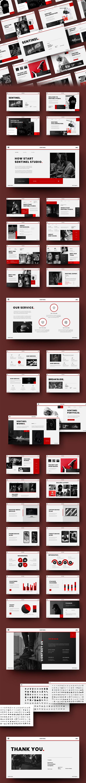 Sentinel – Business Google Slides Template