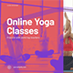 Online Yoga Promo - VideoHive Item for Sale