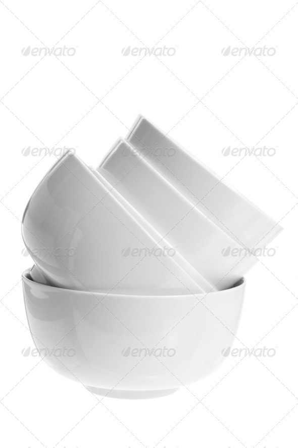 Bowls - Stock Photo - Images