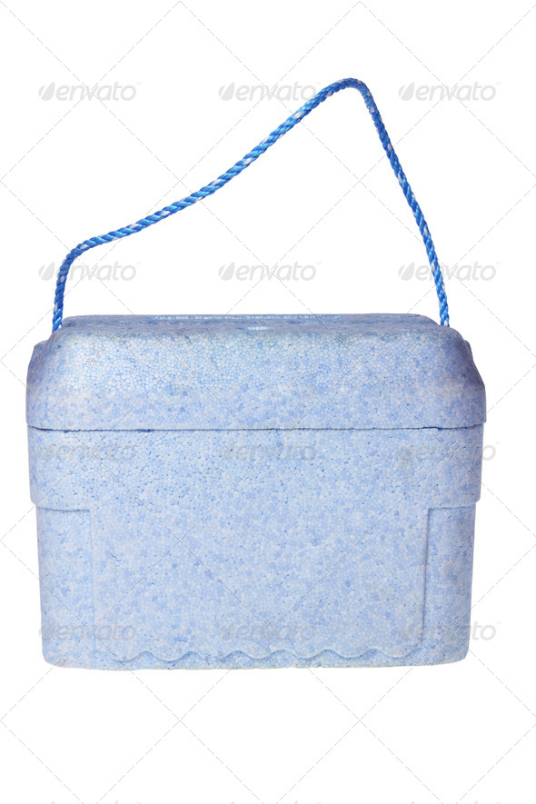 Cooler Box - Stock Photo - Images