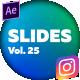 Instagram Stories Slides Vol. 25 - VideoHive Item for Sale