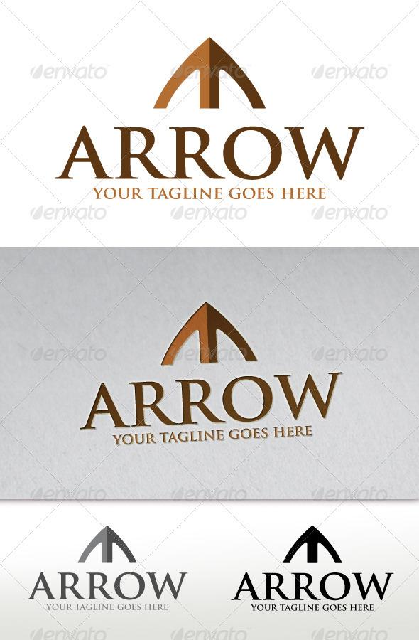 Arrow Logo - Vector Abstract