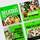 Food Promotion Instagram Post