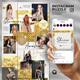 Shine - Social Media Instagram Puzzle Feed
