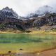 Piedrafita lake in Valley of Tena in Pyrenees, Spain. - PhotoDune Item for Sale