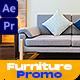 Comfort - Furniture Company Promo - VideoHive Item for Sale