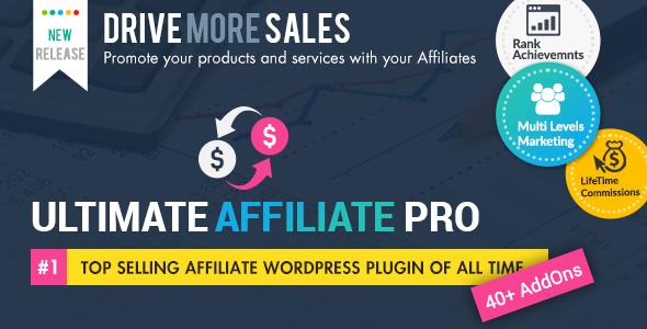 Ultimate Affiliate Pro WordPress Plugin Nulled