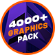Graphics Pack | 4000+ Animations