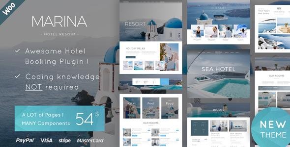 Marina - Hotel Resort