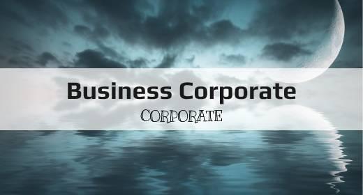 Business Corporate