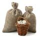 bag of coarse fabric - PhotoDune Item for Sale