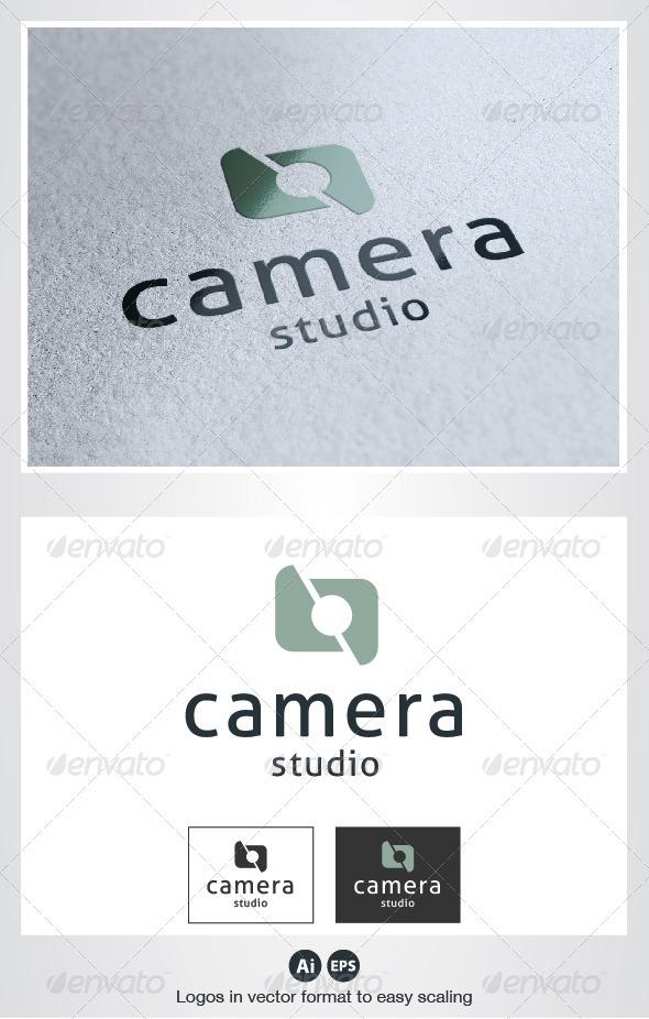 Camera Logo - Symbols Logo Templates