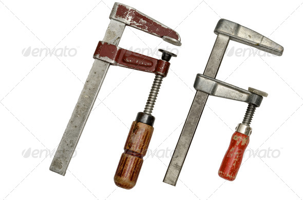 Clamps - Stock Photo - Images