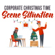 Corporate Christmas time - Explainer Elements - VideoHive Item for Sale