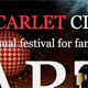 Scarlet Citadel–Bright Scrollable Event Web Flyer Nulled