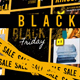 Black Friday Stories Instagram Gold - VideoHive Item for Sale