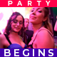 Party Begins after Corona - VideoHive Item for Sale
