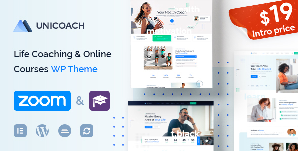 UniCoach – Multipurpose UpSkill WordPress Theme