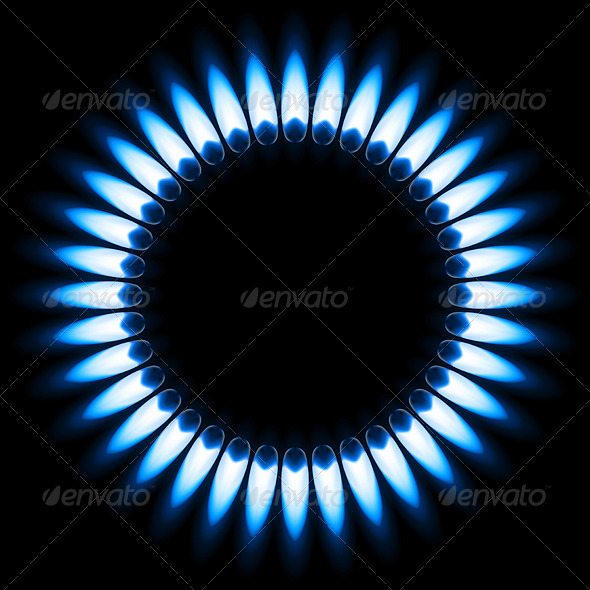 Gas Flame - Concepts Business
