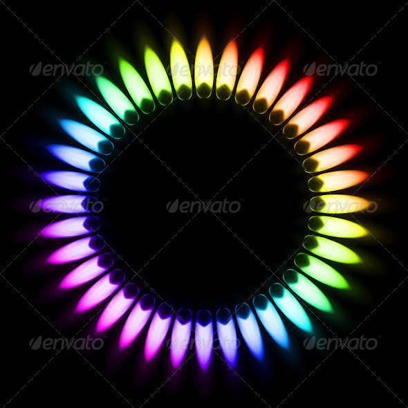 Gas Flame - Miscellaneous Vectors