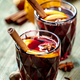 Mulled wine with spices and orange slices - PhotoDune Item for Sale