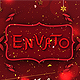 Red Christmas NewYear Natal Wish And Party Invitation - VideoHive Item for Sale