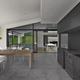 Kitchen and the Dining table in the veranda 2217011 - PhotoDune Item for Sale