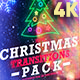 Christmas Transitions 4K - VideoHive Item for Sale