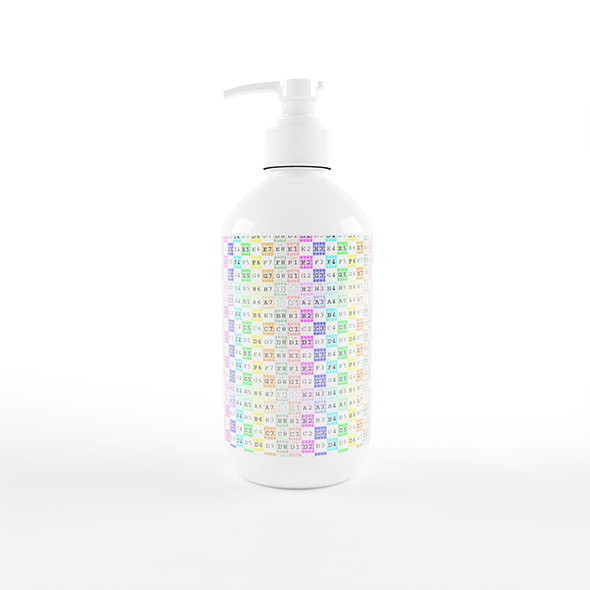 Cosmetic Bottle Container