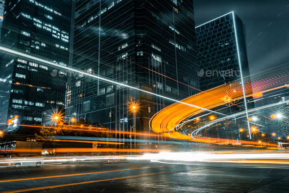 urban traffic - Stock Photo - Images