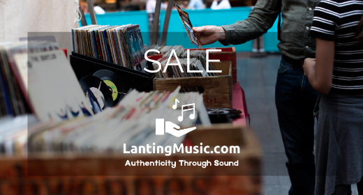 SALE - Discounts on Royalty-Free Music