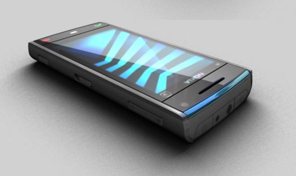 Nokia_X6 - 3DOcean Item for Sale