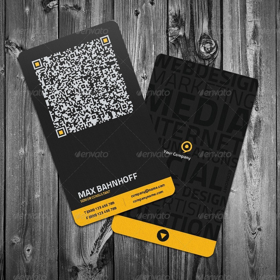 Keywords quick response professional business card by hetch keywords quick response professional business card business cards print templates bc 51 s1g reheart Images