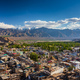 Aerial view of Leh city, Ladakh, India - PhotoDune Item for Sale