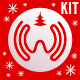 Happy Christmas Time Kit
