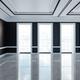 Classic empty interior apartment with vinyl flooring. - PhotoDune Item for Sale