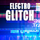 Digital Electronic Glitch Logo