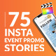 75 Insta Event Promo Stories | For Final Cut & Apple Motion - VideoHive Item for Sale