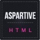 Aspartive - Fullscreen Under Construction Template - ThemeForest Item for Sale