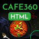 Cafe360 | Restaurant One Page HTML Template