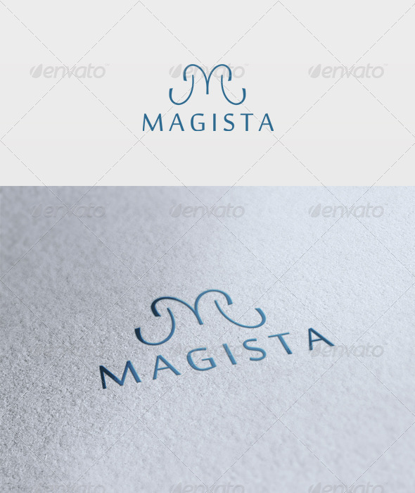 Magista Logo - Letters Logo Templates