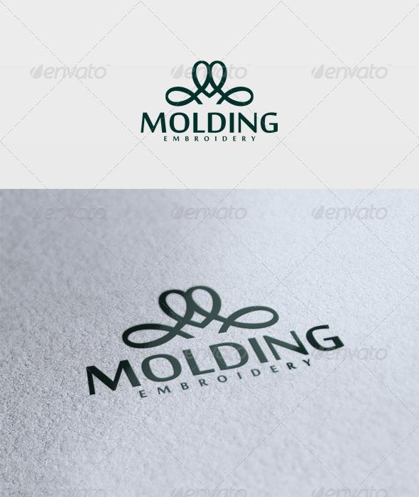 Molding Logo - Vector Abstract