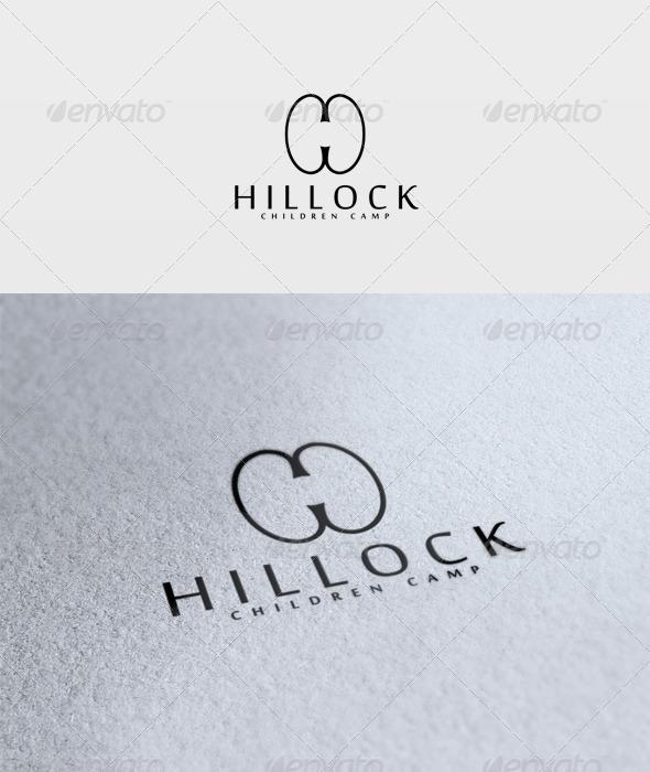 Hillock Logo - Letters Logo Templates